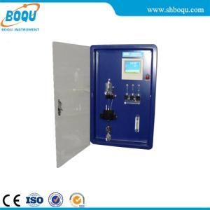 混床出口二氧化硅分析仪应用案例-博取仪器