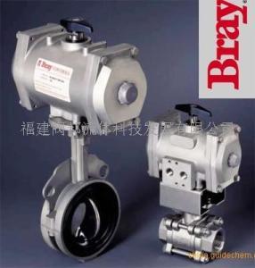 美國Bray博雷S90 91氣動執行器原裝進口