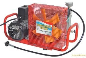 MCH6/ET便攜式壓縮空氣填充泵 潛水氣瓶充氣泵