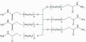 六臂PEG酰肼,6ARM-PEG-Hydrazide 产品图片