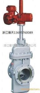 Z943DF電動平板閘閥