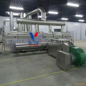 玻璃纤维振动流化床干燥机
