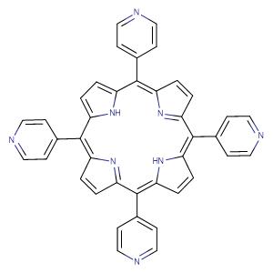 5,10,15,20-四(4-吡啶基)卟啉 cas号:16834-13-2 现货优势供应 科研产品
