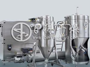 氮气循环喷雾干燥机 防爆型喷雾干燥机