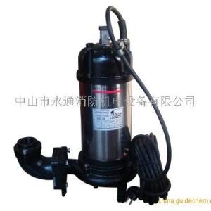臺灣Bossco研磨泵GD-20立式單相1.5KW潛污泵