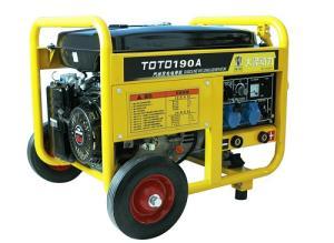 250A汽油机焊机/汽油发电焊机
