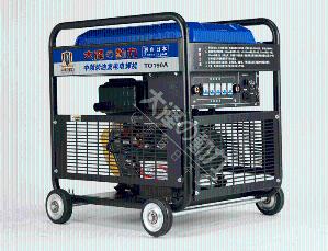 大泽250a柴油发电电焊机