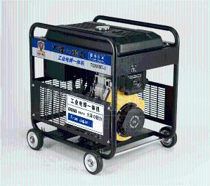 工业焊接300A柴油发电电焊机