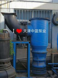 耦合安裝潛水軸流泵選型