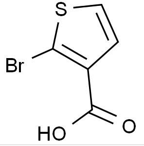 2-溴-3-噻吩甲酸,CAS:24287-95-4 厂家直销产品优势出货