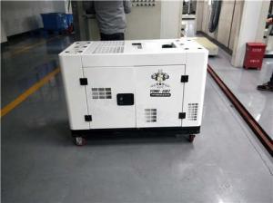 全自动10千瓦柴油发电机