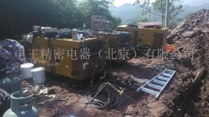 电王HW800DS柴油发电焊机 发电电焊机
