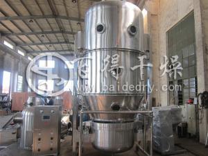 立式沸腾(制粒)干燥机