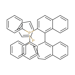 S-(-)-1,1'-联萘-2,2'-双二苯膦 CAS:76189-56-5 现货优势供应,科研产品