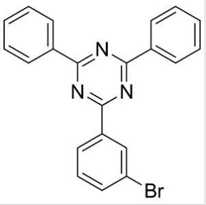 2-(3-溴苯基)-4,6-二苯基-1,3,5-三嗪,厂家直销优势产品