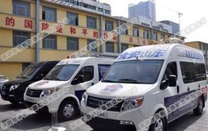 東風禦風食品安全流動檢測車