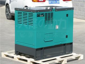 35kw静音柴油发电机不用人看守