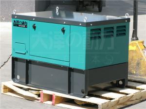 车载APP启动30kw柴油发电机