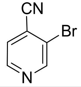 3-溴-4-氰基吡啶 CAS:13958-98-0