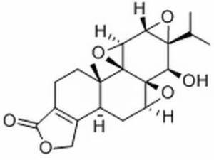 雷公藤甲素(雷公藤内酯醇)38748-32-2分析标准品,HPLC≥98%