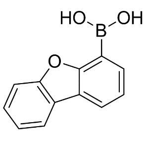 4-二苯并呋喃硼酸 CAS:100124-06-9