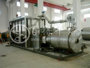 热风循环耙式干燥机  环保无排放固废烘干机