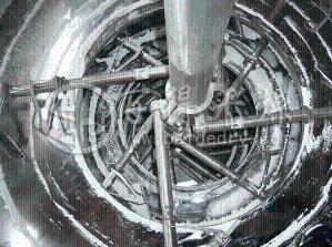 复合改性淀粉盘式干燥机   变性淀粉低温干燥机