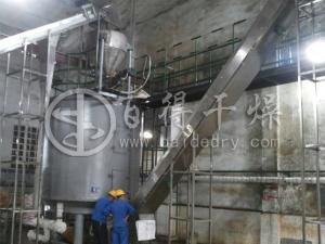 膨胀石墨干燥设备  板式干燥机