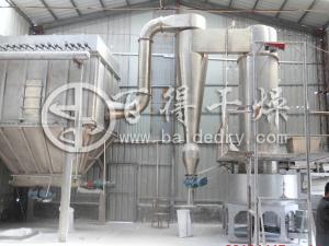 橡胶助剂干燥机  新型旋磨闪蒸干燥机