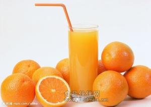 橙子浓缩汁粉全水溶