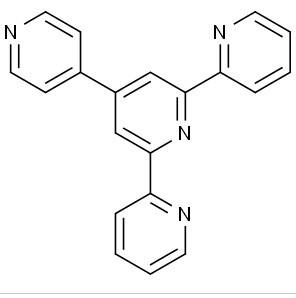 4'-(4-吡啶基)-2,2':6',2''-三联吡啶 CAS:112881-51-3 厂家直销产品优势出货