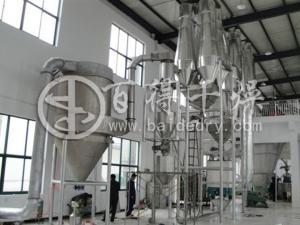 强化沸腾气流干燥机