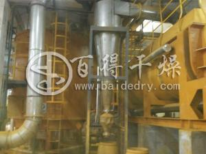 氧化铁颜料专用烘干设备  氧化铁黄干燥机