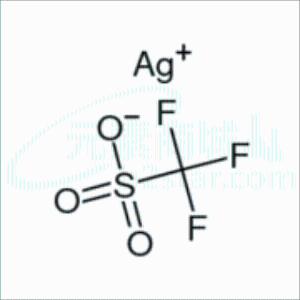 三氟甲磺酸银 cas号:2923-28-6 现货优势供应 科研产品