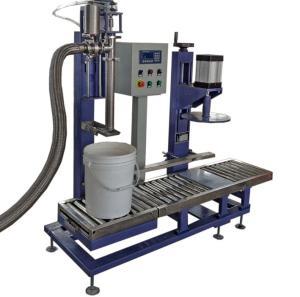润滑油自动灌装机 机油自动灌装机
