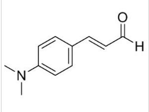 4-二甲基氨基肉桂醛 CAS:6203-18-5