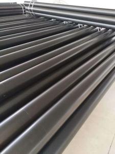 山東濟南生產全塑電力熱浸塑鋼管