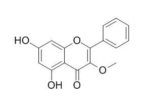 高良姜素 3-O-甲醚6665-74-3分析标准品,HPLC≥98%