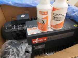 德国BUSCH真空泵RA100F 进口油式旋片真空泵  吸塑机真空泵