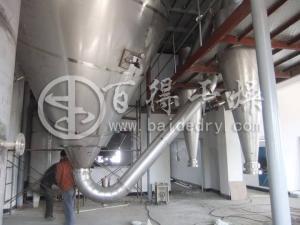 聚维酮PVP干燥机    高分子聚合物低温喷雾干燥机