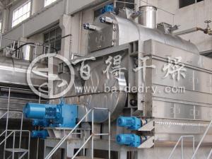 羧甲基淀粉刮板干燥机   HG-φ1400×2400转鼓干燥机
