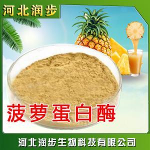 食品级菠萝蛋白酶5万酶活力厂家直销报价