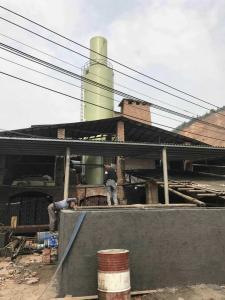 来宾砖厂脱硫塔砖厂脱硫塔锅炉脱硫塔