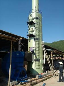 贵港砖厂脱硫塔砖厂脱硫塔锅炉脱硫塔