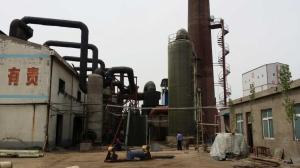 河池砖厂脱硫塔砖厂脱硫塔锅炉脱硫塔