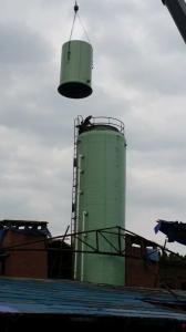玉林砖厂脱硫塔砖厂脱硫塔锅炉脱硫塔