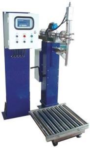 化工溶剂、助剂、消毒剂液体灌装机
