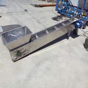 化肥刮板输送机规格 刮板机