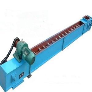 双链刮板输送机  重型埋刮板送料机