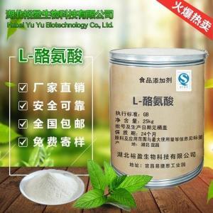 食品级氨基酸华阳L-酪氨酸厂家直销批发价格